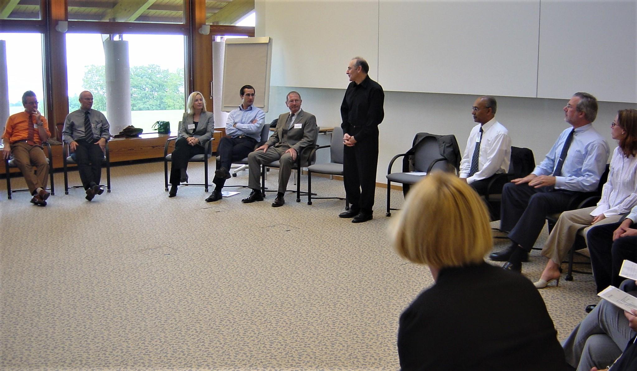 Carlos Martinez Corp. Seminar