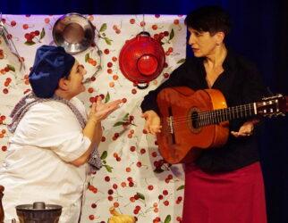 Buon Appetito - Silvana Gargiulo & Nina Dimitri